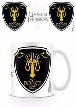Game of Thrones Greyjoy - MUG (11oz) (Brand New In Box)